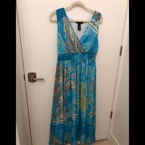 Beautiful summer maxi dress!
